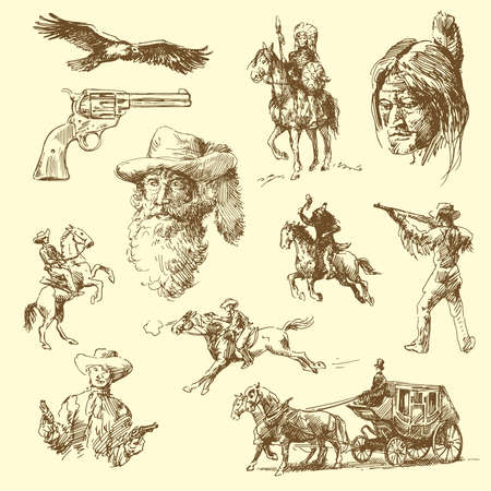 old times: wild west