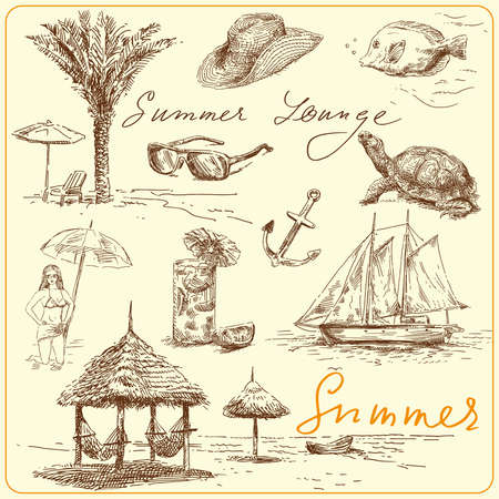 reise retro: Sommer-Kollektion