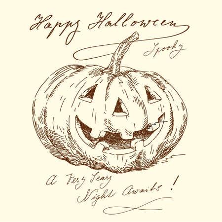 trickster: halloween pumpkin