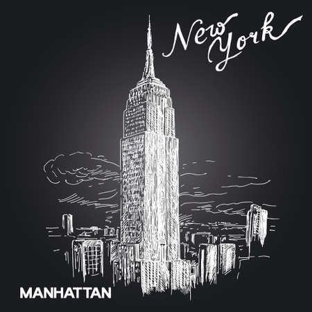new york Stock Vector - 14097815