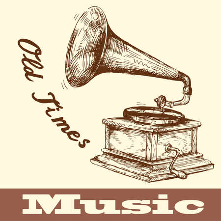 gramophone: music
