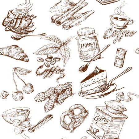 grinder: patr�n de papel Vectores