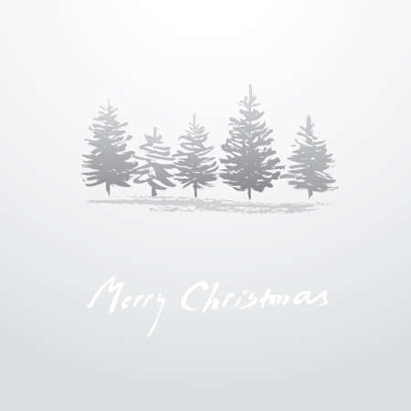 bright card: Christmas background
