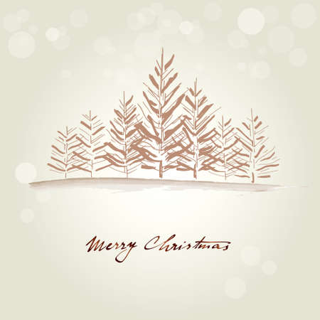 chrismas background Vector