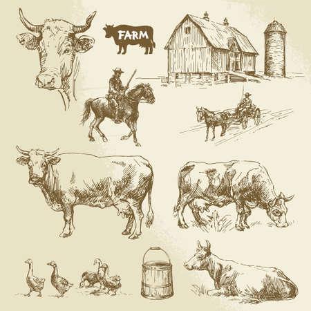 手描きのコレクション 写真素材 - 31367187