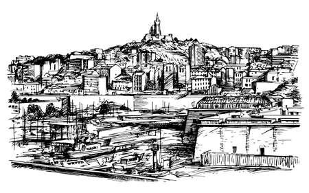 Marseilles, France.