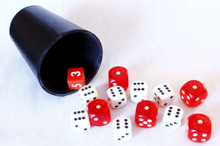 squelch: Dice game 6 - Different dice