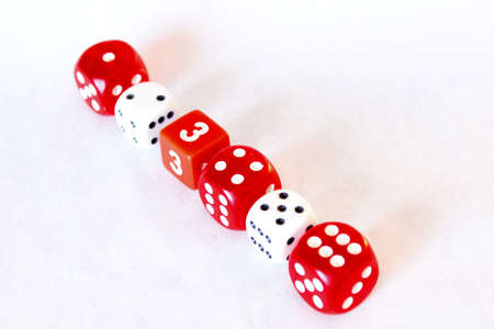 squelch: Dice game - Straight Ace to six