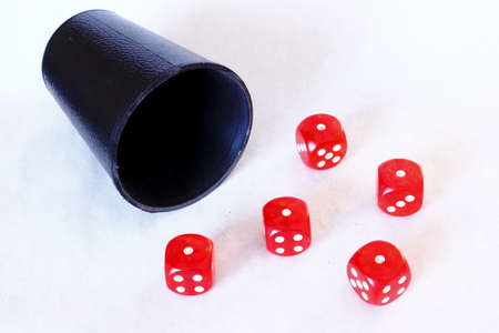 Dice game - Aces yatzhee