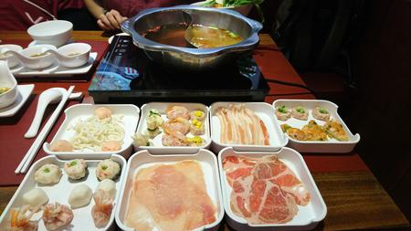 poke: poke ballfish and other for sukiyaki