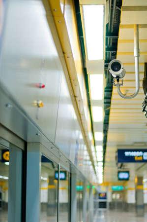 paranoia: Surveillance Camera Editorial