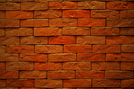 Brick wall pattern  photo
