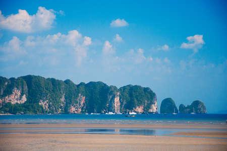 Beach and Island, Krabi, Thailand