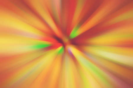 Abstract speed lines background. Radial motion blur / zooming effect Banque d'images