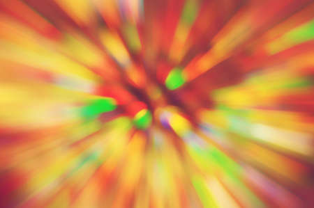 zooming: Abstract speed light background. Radial motion blur  zooming effect