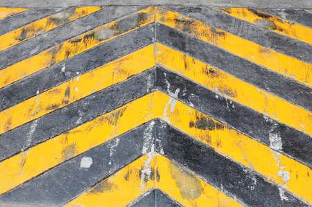 Grunge way traffic sign photo