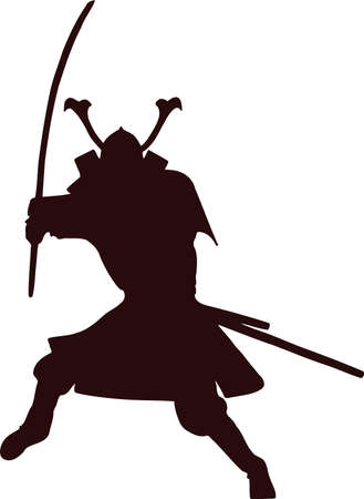 samurai silhouette 4
