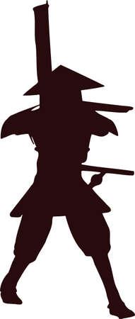 daimyo: samurai with musket gun 1