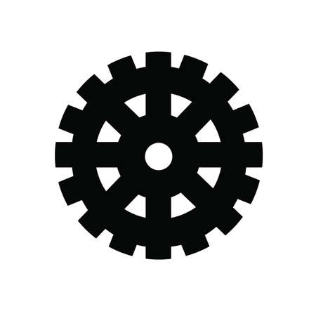 Gearwheel 21 Vector Art