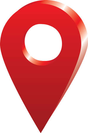 Vector - Map Pin Icon Location on map Illustration