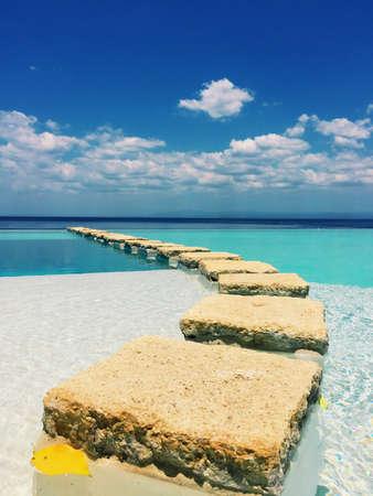 beach resort: Playa en Batangas, Filipinas