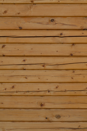 structural background of old, laminated, wooden board in a horizontal plane