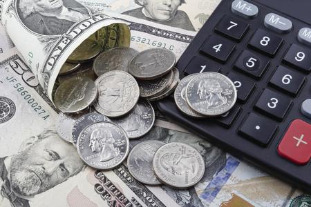 us dollar: US Dollar coins and banknotes