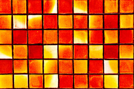colorful tile background photo