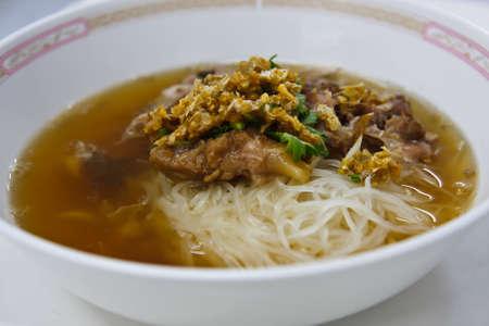 thai noodles photo