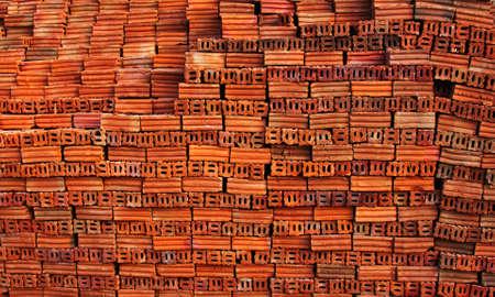 colorful brick wall Stock Photo - 12921311