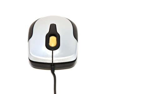 Computer mouse isolated on a white background Stock Photo - 12984137