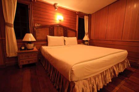 modern comfortable hotel room  Stock Photo - 12993299