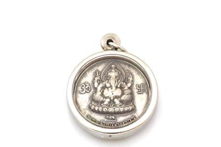 small buddha image used as amulets Stock Photo