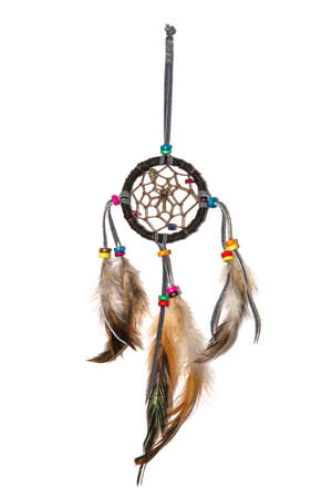 Native American Indian dream catcher