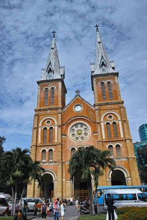 notre: Notre Dame of Saigon Editorial