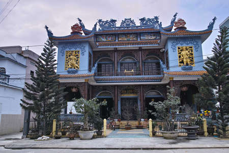 clan: a clan temple in Hoi An