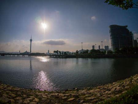 macau: Macau bay