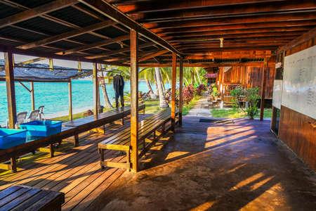 redang: a diving resort in Redang Island