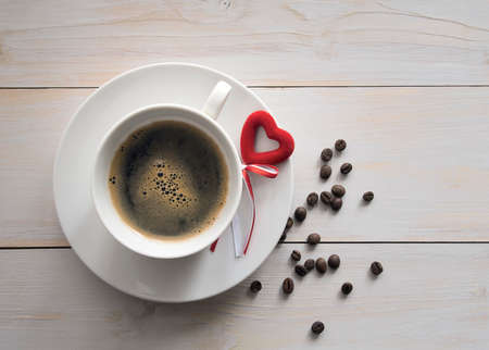 in loved: Coffee for a loved one