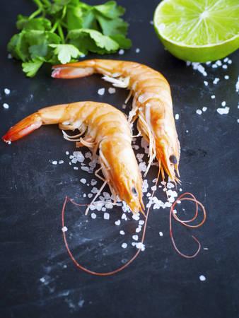 selenium: Fresh Shrimps