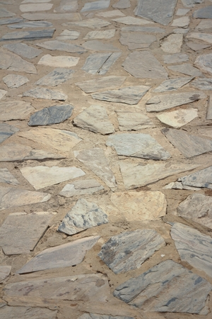 aggregates: A background of stone in the cement