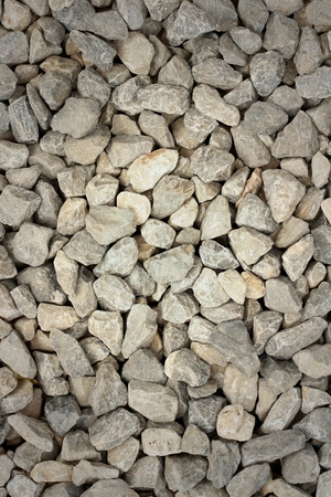 aggregates: A background of rocks in the park