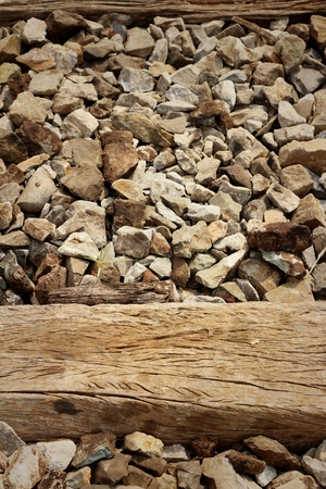 aggregates: A background of rocks at the park