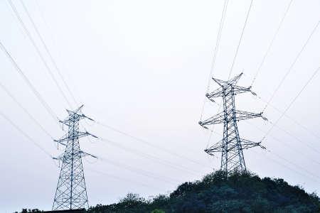 High voltage Zdjęcie Seryjne