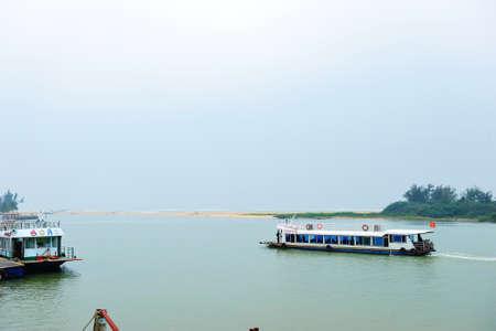 estuary: Boao estuary