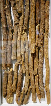 licorice: Licorice root
