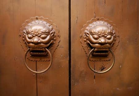 cymbals: Door cymbals