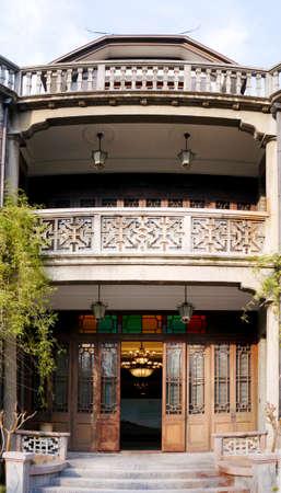 residence: Former residence of Zhou Nie at Hangzhou