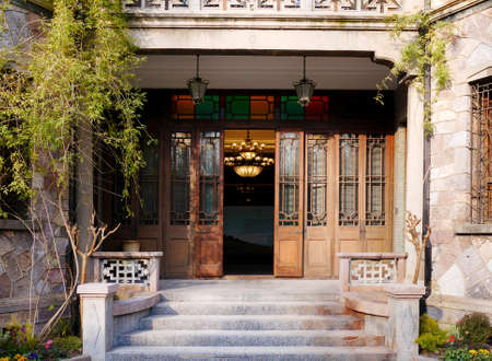 the residence: Former residence of Zhou Nie at Hangzhou