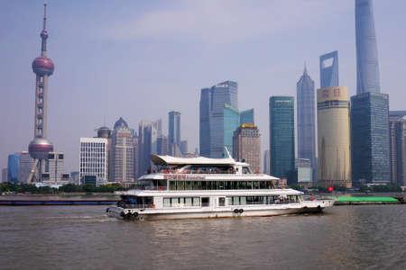huangpu: Huangpu cruise Editorial